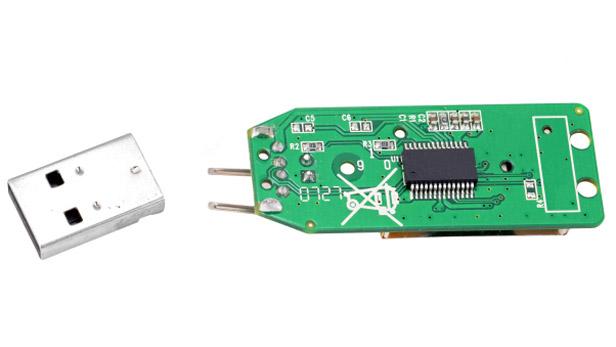 Memory Stick USB Defect