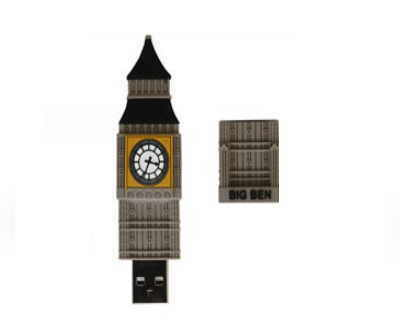 London Big Ben USB Flash Drive