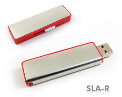 flash usb metal cu parti din plastic