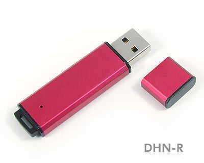 USB flash drive clasic din metal