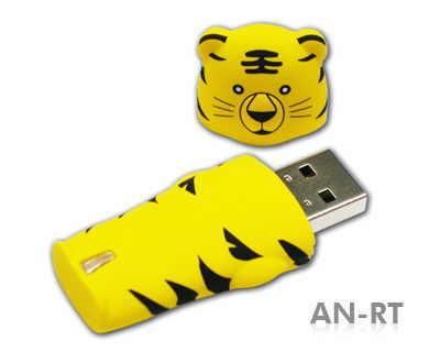 USB Flash Drive Amuzant in forma de Tigru