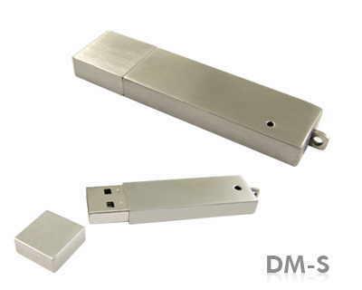 Stick USB dreptunghic din metal