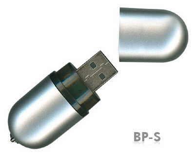 usb memory stick pilula din plastic