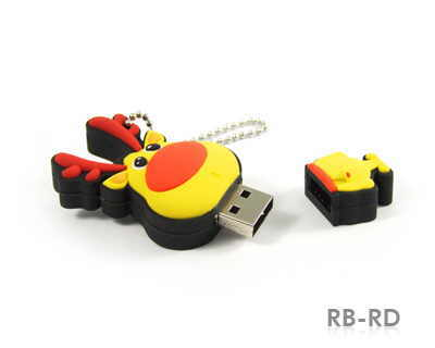 USB Memory Stick sub forma de Sticla