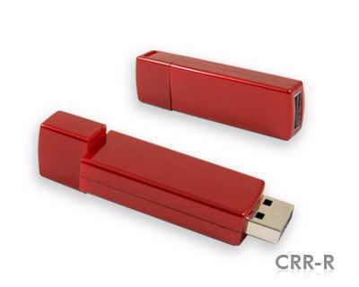 Memorii USB Personalizate - Stick cu mecanism rotitor