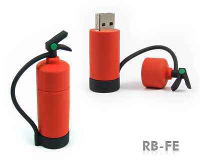 USB Memory Stick sub forma de stingator