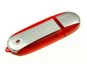 stick USB clasic cu carcasa din aluminiu