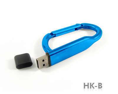 USB metalic in forma de carabiniera