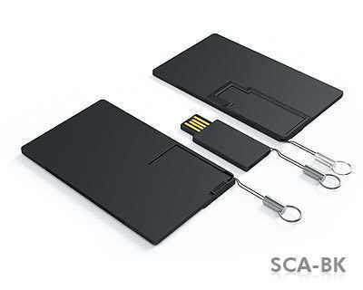 USB card sub forma de card credit