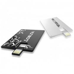 Card USB Personalizat din Metal